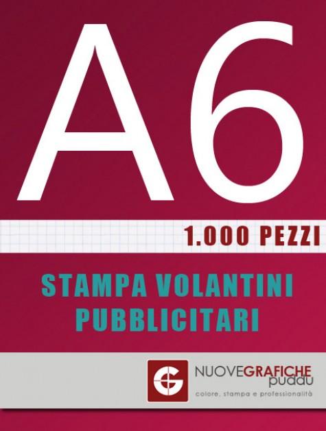 Volantini A6