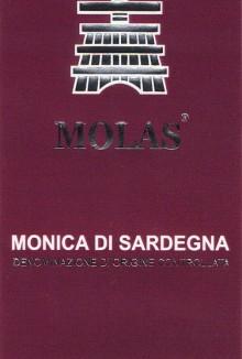 Molas – Monica di Sardegna