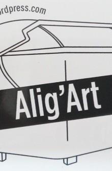 Adesivo Alig Art